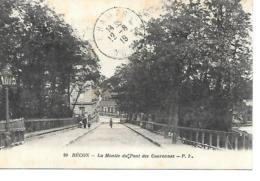 BECON LA MONTEE DU PONT DES COURONNES - France
