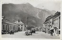 73, Savoie, MODANE, Place De La Gare, Scan Recto-Verso - Modane