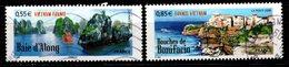 FRANCE - 2008 - YT N° 4284 /4285 - Oblitérés - Francr - Viet Nam - Gebruikt