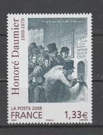 """FRANCE / 2008 / Y&T N° 4305 ** : """"Un Guichet De Théâtre"""" (Honoré Daumier) X 1 - Frankreich"""