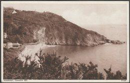 Fermain Bay, Guernsey, C.1940s - Photochrom Postcard - Guernsey