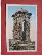 Ancient Spanish Walls  Cartagena Colombia     Ref 3766 - Colombia