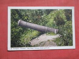 Vernon Great Gun   Cartagena Colombia     Ref 3766 - Colombia