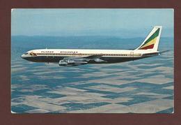 AIRLINES ETHIOPIAN BOEING 707 INTERCONTINENTAL FAN JET NEUF  Voir Detail Annonce - 1946-....: Era Moderna