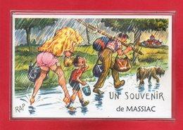 15-CPSM MASSIAC - Autres Communes