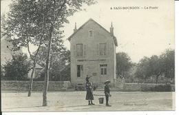 Saxi-Bourdon-La Poste - France