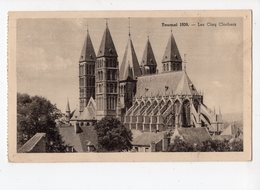 114 - TOURNAI - Les Cinq Clochers - Tournai