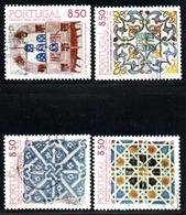 N° 1506,14,17,29 - 1981 - 1910-... République