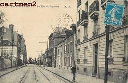 ROMAINVILLE RUE DE BAGNOLET 93 - Romainville