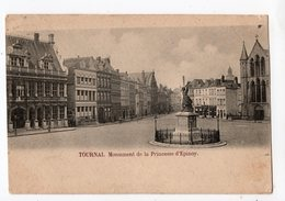 117 - TOURNAI - Monument De La Princesse D'Epinoy - Tournai