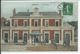 Bernay-La Gare - Bernay