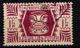 WALLIS Et FUTUNA - 1944 - YT N° 139 - Oblitéré  - - Used Stamps