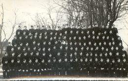 Militaria - Mai 1951 - Compagnie  Du 16 B C P  CA Avec Un Calque Donnant Et Une Liste De Leur Nom à Localiser - Uniformes