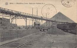 Gilly - Houillières Unies - Puits Des Vallées N. 1 - Sonstige