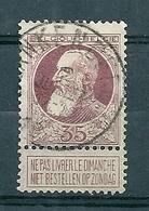 77 Gestempeld BLANKENBERGHE - 1905 Thick Beard