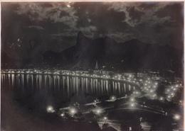 BRASIL - RIO DE JANEIRO, BOTAFOGO. PHOTO CIRCA 1920's. PHOTOGRAPHE THIELE RIO. PHOTOGRAPHIE FOTOGRAFIA - LILHU - Orte