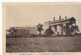 MARSSAC( Le Tarn Illustré ): L'Usine à Chaux .P.X. - Other Municipalities