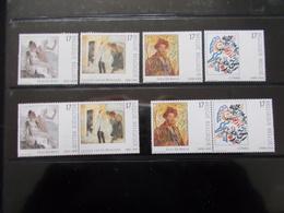 BELGIQUE - Timbres Du  Carnets  N°30  X 2 - N° 2741/44  Année 1998  Neuf XX Voir Photo ) - Postzegelboekjes 1953-....
