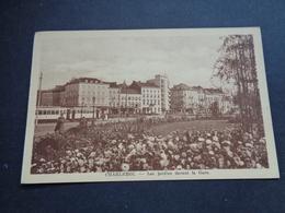 Belgique  België  ( 1839 )    Charleroi  Gare  Tram  Tramway - Charleroi