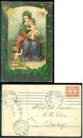 Nederland 1909 Fantasiekaart Van Arnhem Naar Doesburg - Holanda