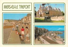 76 - Le Tréport - Mers Les Bains - Eu - Multivues - Carte Neuve - Voir Scans Recto-Verso - Le Treport
