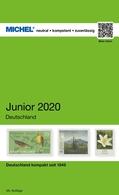 Michel Junior Deutschland Katalog 2020 Neu - Deutschland
