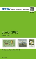 Michel Junior Deutschland Katalog 2020 Neu - Germania