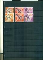 GUINEE COMMISSION PREPARATOIRE AUX JEUX OLYMPIQUES A CONAKRY 6 VAL SURCHARGES NEUFS A PARTIR DE 1,50 EUROS - Estate 1964: Tokio