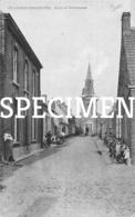 Kerk En Kerkstraat - Sint-Joris-ten-Distel - Beernem
