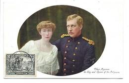 9 Postkaarten Met Stempel Van STE ADRESSE POSTE BELGIQUE-BELGISCHE POST. - Guerre 14-18