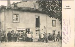 ARDENNES 08. CHATEL ARGONNEN WARENKAUFHAUS - Otros Municipios