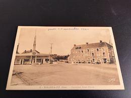 CPA (61) Nonant Le Pin.Carrefour Saint-Pierre. Hôtel Saint-Pierre.  (H1158). - Other Municipalities