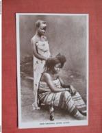 Africa > Sierra Leone   Hair Dressing     Ref 3766 - Sierra Leone