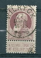 77 Gestempeld WILRYCK - COBA 4 Euro - 1905 Thick Beard
