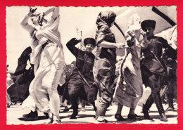 E-Russie-67P76  PIATIGORSK, Une Fête Djiguite En 1936, Danses Populaires Caucasiennes, BE - Russland
