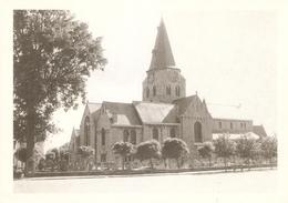 Huise ( Zingem ) : Kerk. - Zingem