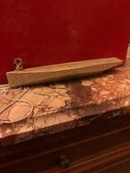 Petite Barque En Bois - Giocattoli Antichi
