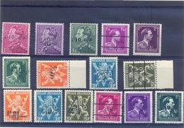 Nrs. 724A/724P Postgaaf ** Prachtig 130 Côte - 1946 -10%