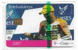Hungary - Matáv (T-com) - Motor Racing, Talmácsi Gábor - 05.2007, 350ex, NSB - Hongarije