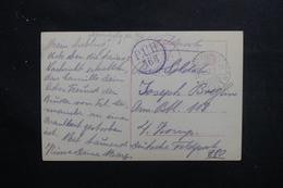 ALLEMAGNE - Carte Postale En Feldpost En 1917, à Voir Cachets - L 49611 - Deutschland