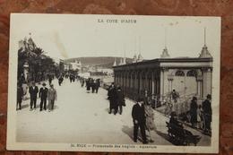 NICE (06) - PROMENADE DES ANGLAIS - AQUARIUM - Nizza