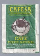 Suikerzakje.- C.A.F.E.S.A. CAFESA. CAFE TUESTE NATUREL. TENERIFE.. Sugar Sucre Zucchero Zucker - Suiker