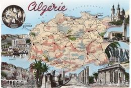 ALGERIE - PHILIPPEVILLE ET REGION MULTI VUES - Algérie