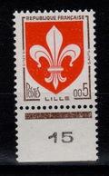 YV 1230 N** Lille Cote 4 Euros - Neufs