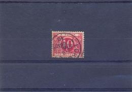 Nr. TX13A Met Naamstempel LOKEREN - Postage Due