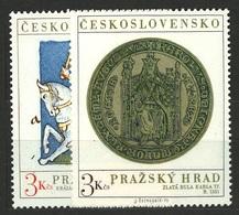 1973 Czechoslovakia MNH - Mi 2141-2142 ** MNH - Ungebraucht