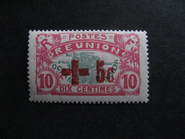 REUNION :TB N° 81A, Neuf X . - Réunion (1852-1975)