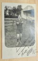 Photographie Joseph Thys Ami De Frans Demol - Union St-Gilloise - 20 Novembre 1918 Champion Belgique 1913 - Sports
