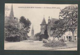 CPA - 14 - Vierville-sur-Mer   -  Le Château - Francia