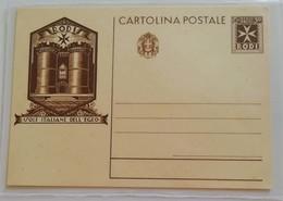 Cartolina Postale Isole Italiane Dell'Egeo, Rodi - Non Viaggiata - Egeo (Rodi)